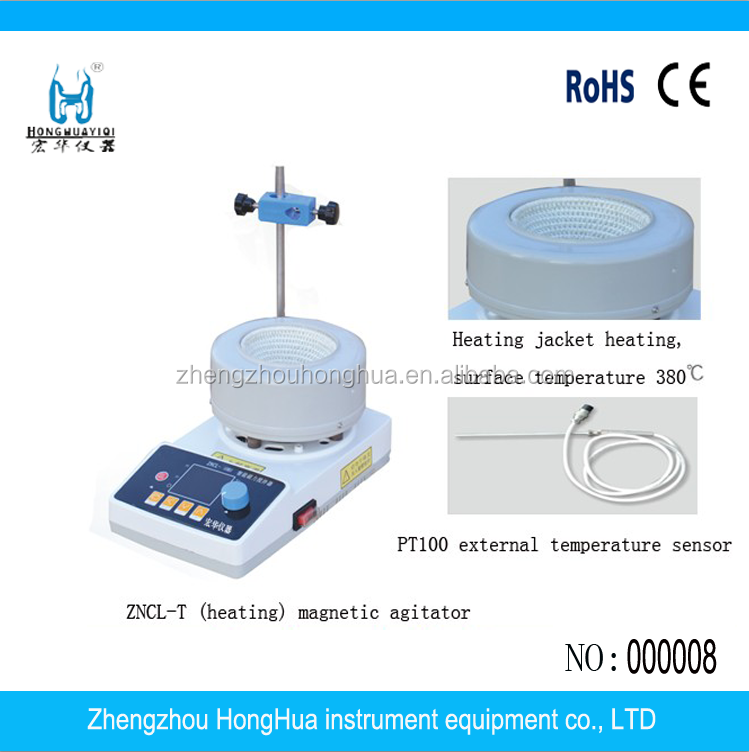High Quality Laboratory Cheap Magnetic Stirrer with Heating Hot Plate