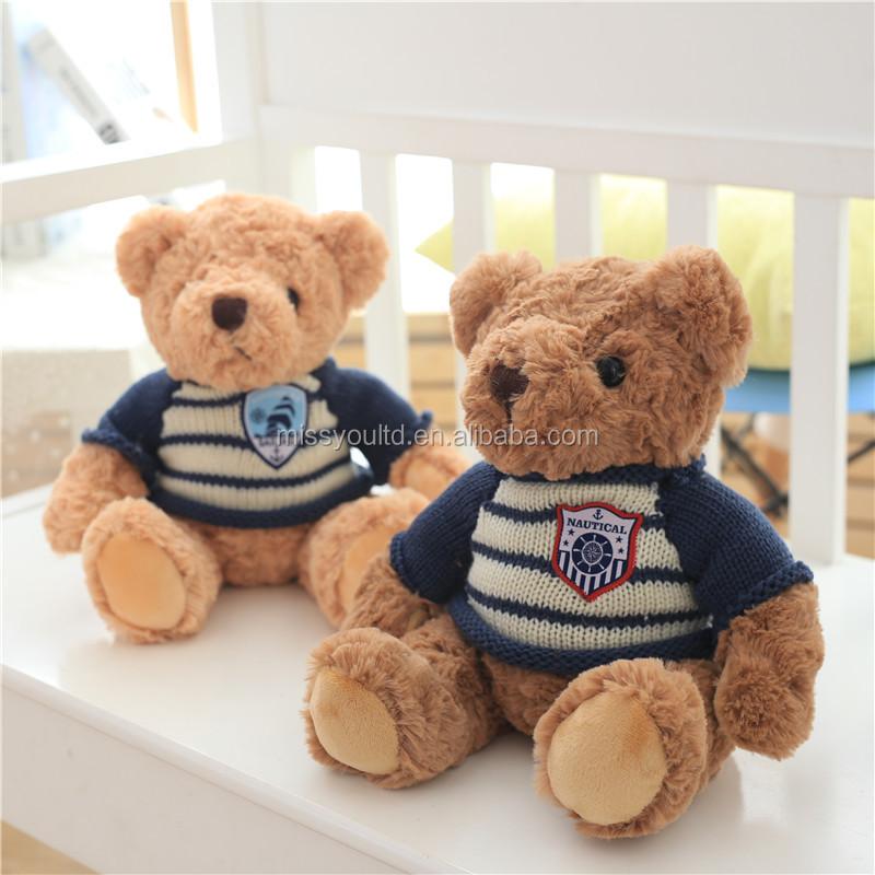Plush Toy Fashion Custom Teddy Bears stuffed toys and plush toys