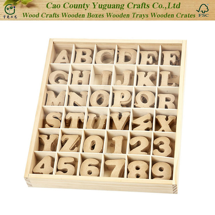 A Set Of 288 Wooden Letters And Numbers Ready To Decorate For Christmas Make Your Own Christmas Craft Ideas Wooden Box Chris Buy Wooden