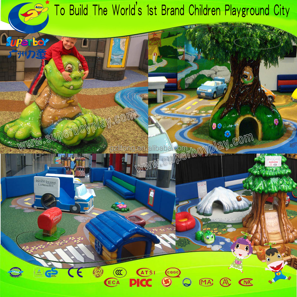 Hot sale Indoor Children Kids Soft Sculpted foam play area <strong>equipment</strong>