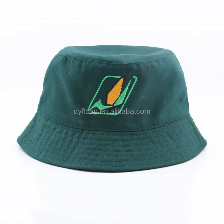 6a4e7ac9711 Custom Embroidery Fisherman Bucket Cheap Hats  Wholesale bucket hat cap