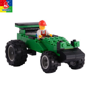 Wholesale new age products intelligent building block toy