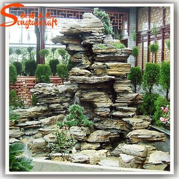ST FT14 High Quality Cheap Outdoor Garden Water Fountain Garden Stone  Garden Fountain Marble Fountain