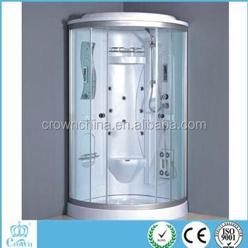 China Luxury Bathroom Deign Tempered Glass Sliding Door Shower ...