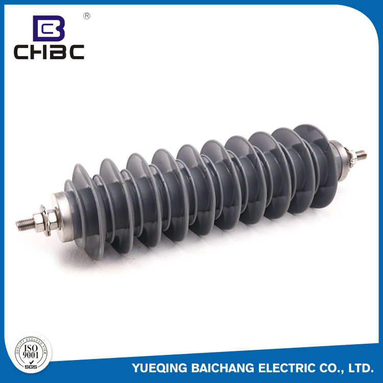 CHBC Factory Supply Wholesale Price 33KV 5KA Thunder Lightning Arrester
