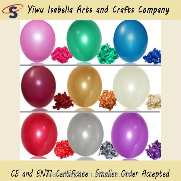 Rio 2016 Olympic Isabella Gift Latex Free 12inch Metallic Round Shape Promotional Use Custom Balloon With Logo
