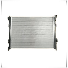 Aluminum car radiator 214606M100 21460 6M100 engine cooling for Nissan