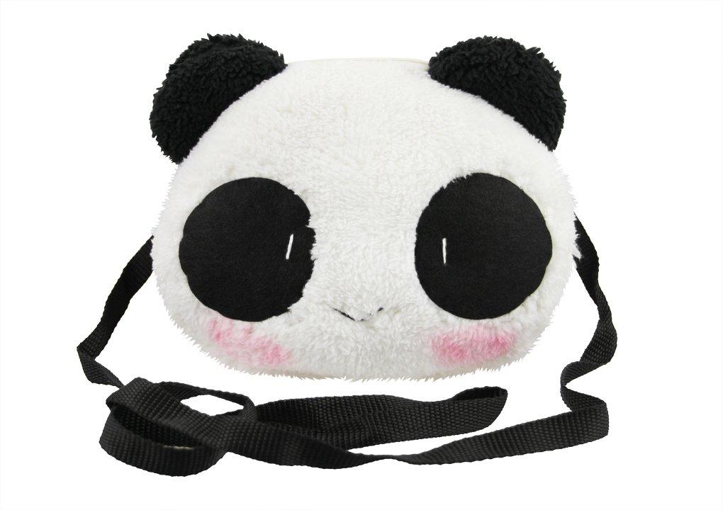 Buy Cute Panda Plush Stuffed Cartoon Animal Crossbody Bag for Girls ... 3cf9236b7