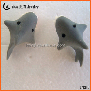 e580a9000 Polymer Clay Animal Earring, Polymer Clay Animal Earring Suppliers and  Manufacturers at Alibaba.com