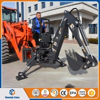 Competitive price Mini 3 point backhoe attachment for loaders