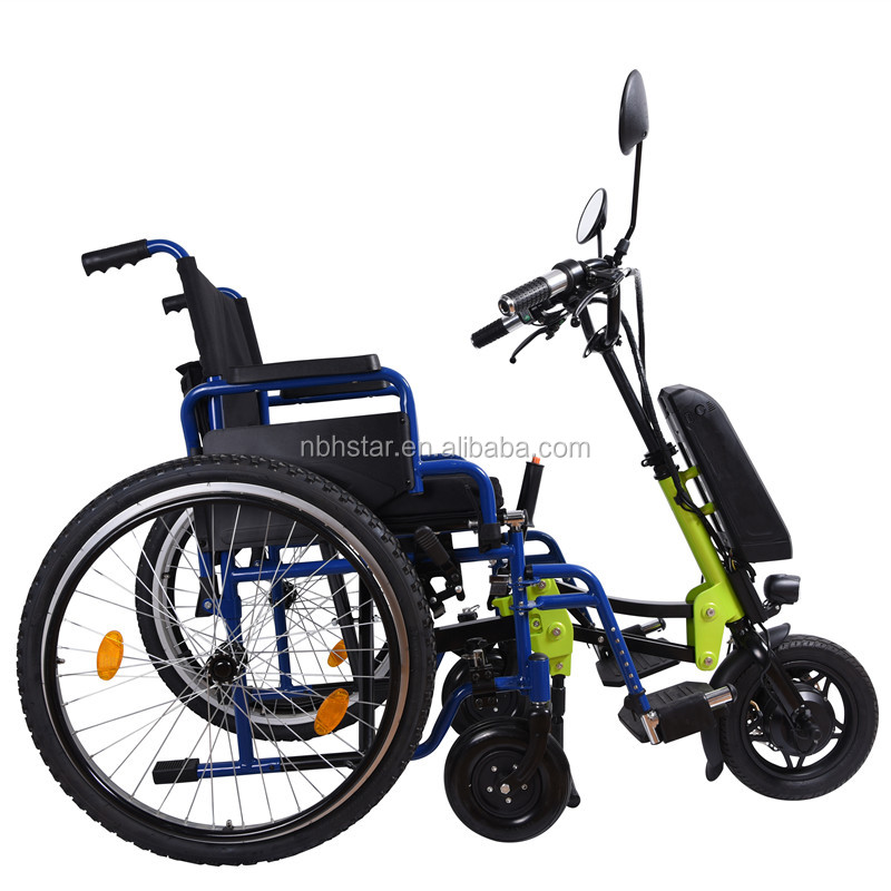 electric tractor for wheel chair wheel cycle for wheel chair