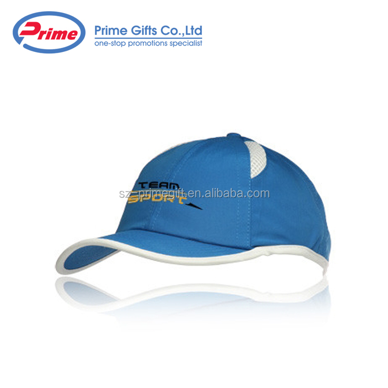 Alibaba Wholesale Custom Embroidered 3D Logo Baseball Cap