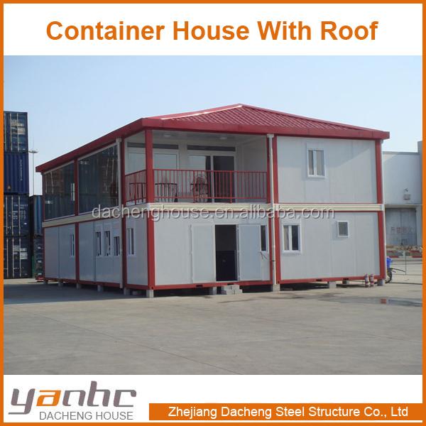 Lusso prefabbricata casa container casa per vivere la casa - Casa container italia ...