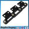 Double pitch chain transmission chain with attachment Hangzhou