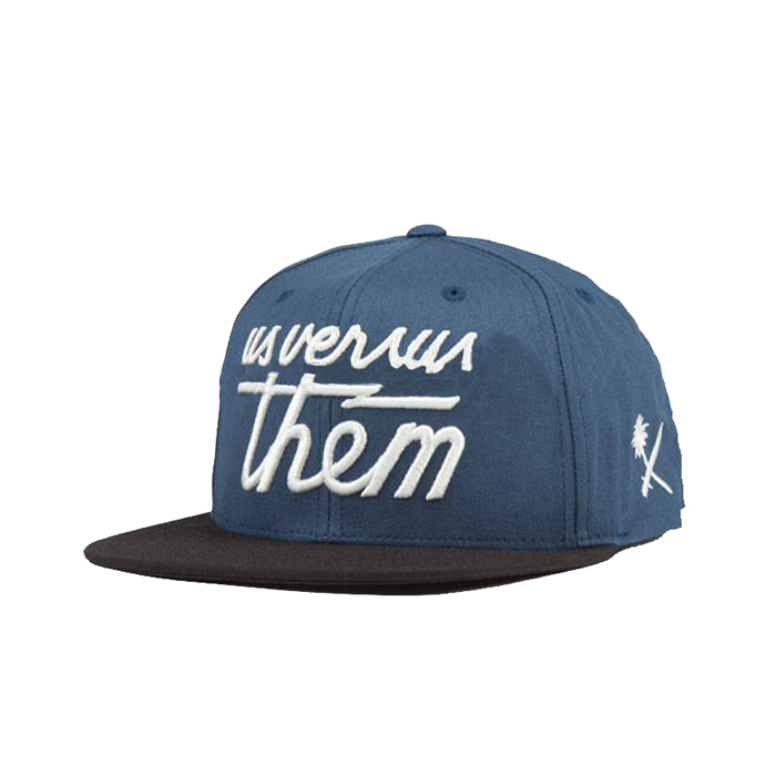0cfc10b9650 Wholesale High Quality Hip Hop Custom Embroidered Snapback Hat - Buy ...