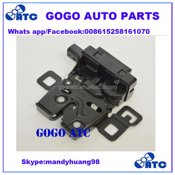 RangeRover Sport (2006-2012) REAR TAIL GATE CAR DOOR LATCH types FQR500170