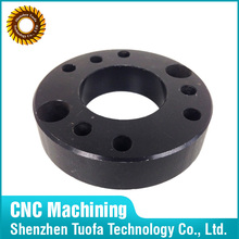 central machinery drill press parts cnc lathe aluminum spacer