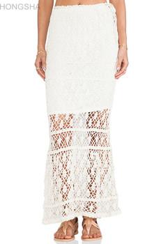 e5892e8a4c 2016 Summer Pencil Maxi Skirts Long Net Overlay Skirt Hss2323 ...