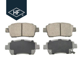 D822 Front Brake Pads Disc brake pad for Toyota/ Geely /BYD/ Great Wall
