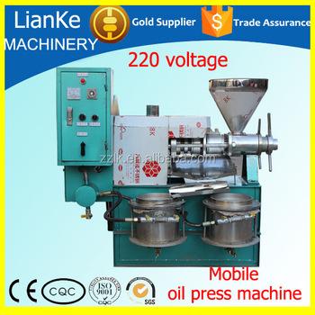 Automatic Screw Oil Press Machine/china Wide Application Oil Press ...