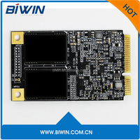 Biwin Consumer grade portable half size msata ssd 128gb 256gb 512g for laptop/desktop/tablet external internal Solid State Drive
