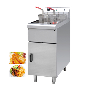 High Quality Multipurpose Electric Double Fryer