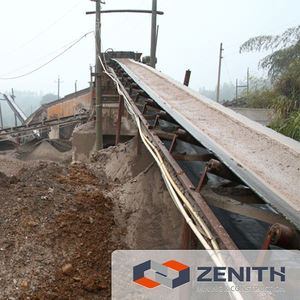 coal mining industry belt conveyor widely used in mining industry