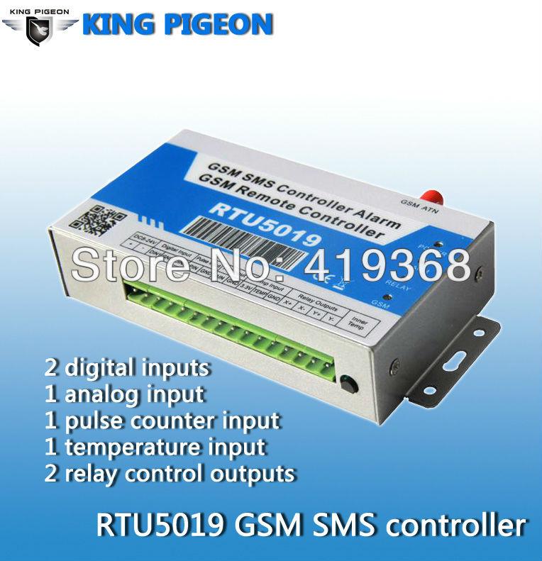 Купить Датчики, Сигнализации King Pigeon Gsm Rs485 Rtu5019