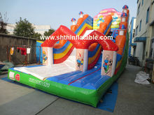 2013 hot sale inflatable water slide