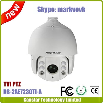Hd1080p Hikvision Turbo Hd Ptz Camera Ds-2ae7230ti-a