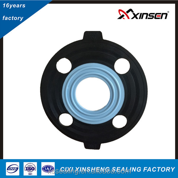 XINSEN brand good chemical resistant natural color teflon PTFE gasket