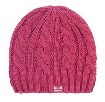 f0aba4af09aa8 Women s Thermal Fleece Lined Cable Knit Winter Hat - Buy Cable ...