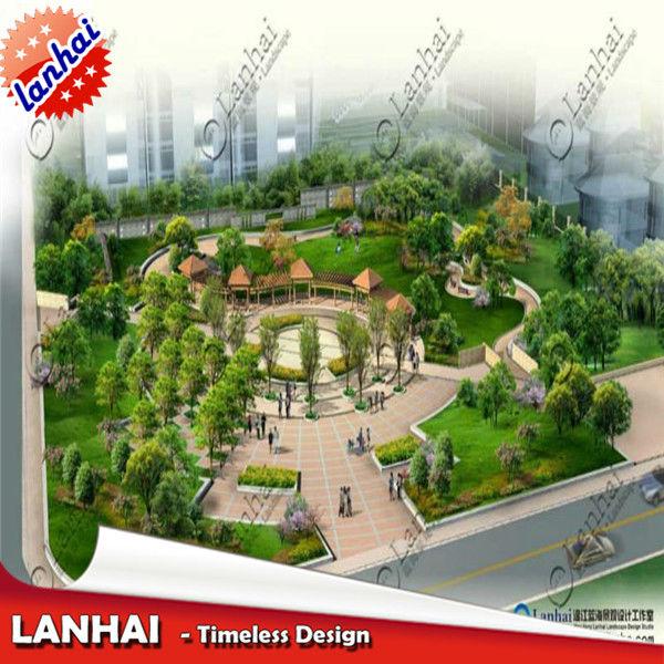 Park Landscape Planning Design