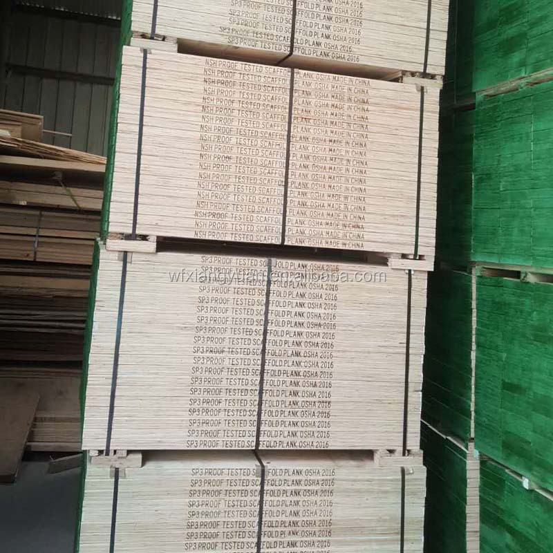 BETTER PRICE PINE SCAFFOLD LVL