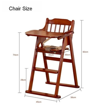 Antique Wood Baby High Chair With Rotated Table Buy Baby High