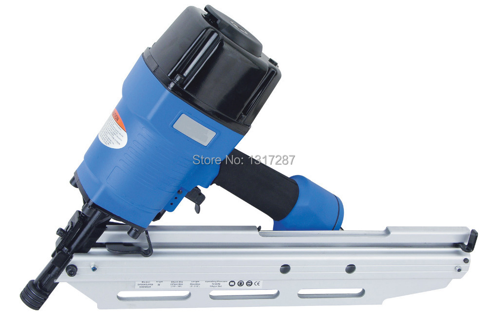 Clipped head framing air nailer CHF9034 pneumatic nailer