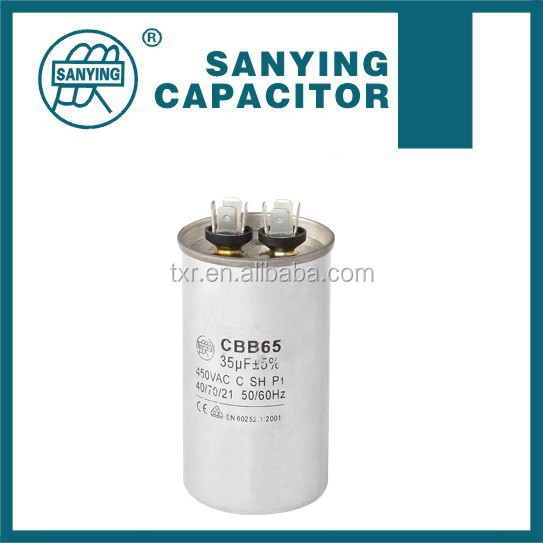 (power bank for air conditioners of motor running) CBB65-A03 PH 15uF Capacitors