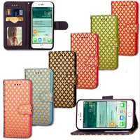 2017 Fashion new design PU leather mobile phone case