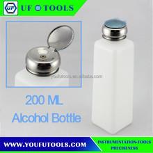 Wholesale Colorful Plastic Alcohol Bottle ESD Alcohol Dispenser ...