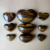 Natural rock art crafts tiger eye stone crystal heart wedding souvenirs price