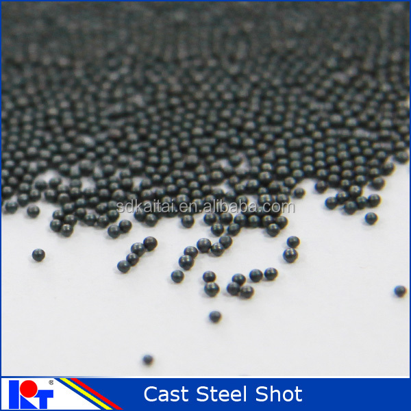 cast steel shot S330 china metal abrasive Remove oxide advanced equipment processing