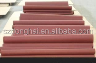 aluminum oxide abrasive cloth roll belt for machine polishing or grinding wood metal