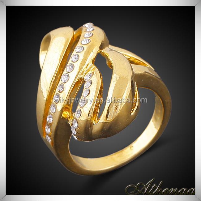 Wholesale dubai gold ring designs line Buy Best dubai gold