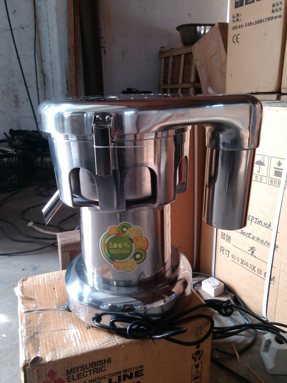 Wholesale Cold Press Juicer China