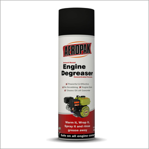AEROPAK 500ml Engine Cleaner Degreaser for car washing