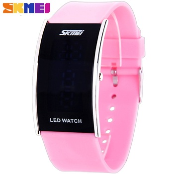 colorful digital display one unisex time watch wrist band watches product rbvaevfkcouaqcfbaaixpikez led date discounted light silicone screen sport red touch