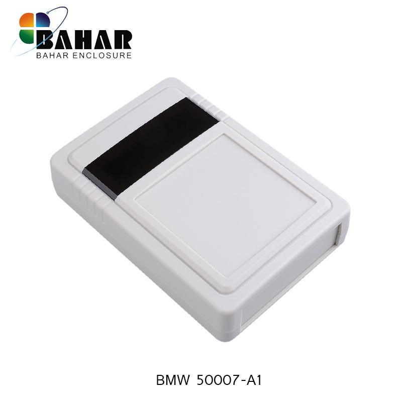 Black 81x41x20mm HIGH QUALITY Small Wall-mounting Plastic Enclosure Box Case