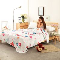 summer quilted Quilts and bedspreads gray color bedsheet sofa/bedding Throw 150200cm 180200cm 200230cm