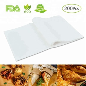 Super strong anti-curl chopping board paper BBQ cooking paper