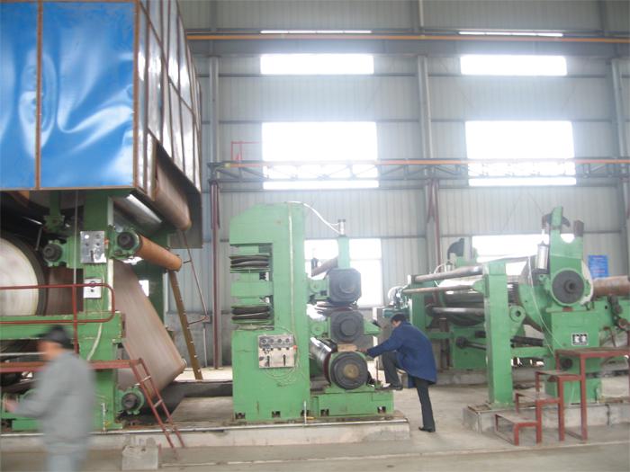 kraft paper manufacturing machine